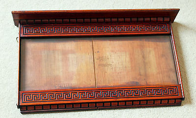 Victorian / Edwardian Oak Photo / Picture Frame by Francis East & Co Dundee