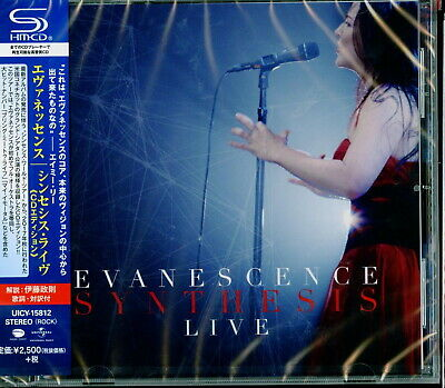 Evanescence-Synthesis Live-Japan Shm-Cd F56