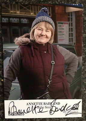 W94 Eastenders Annette Badland In Person Signed Photograph BARGAIN !!