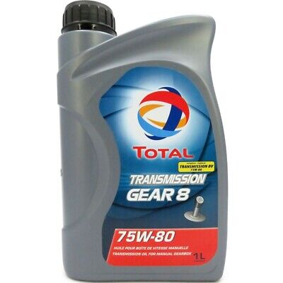 1 Liter Total Transmission GEAR 8 75W-80