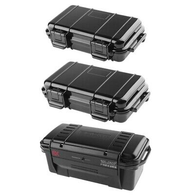 Outdoor Shockproof Sealed Waterproof Safety Case ABS Plastic Tool Box Dry Box