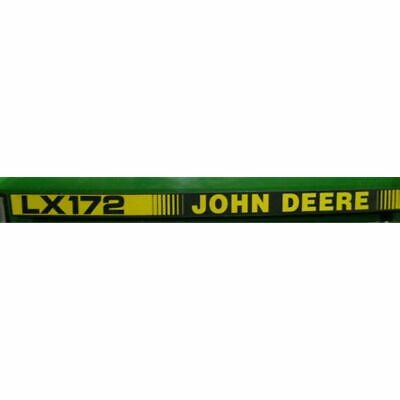 John Deere Hood Trim Decal Set - M116034 M116035 - LX172