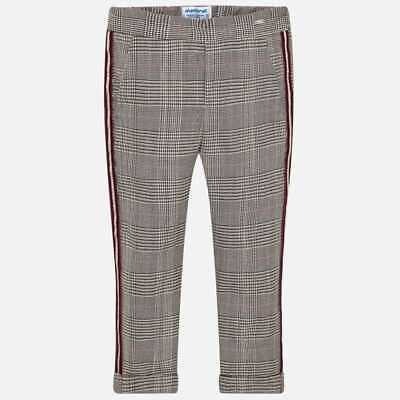 New Mayoral Girls trousers with side stripe, Age 2 years (4504)