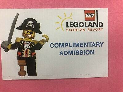 Legoland Orlando Florida tickets ( Water Park Included)