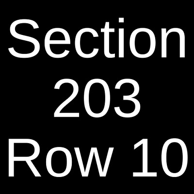 2 Tickets Chris Brown, Tory Lanez, Ty Dolla Sign & Joyner Lucas 9/18/19