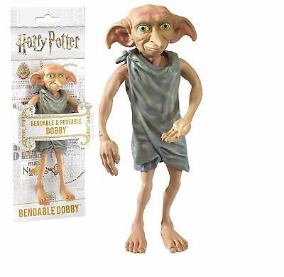 Official Dobby Poseable & Bendable 16cm Figure Harry Potter The Noble Collection