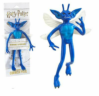 Official Bendable Cornish Pixie Harry Potter Noble Collection NN9017 Cosplay