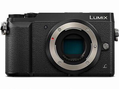 Panasonic Lumix DMC-GX85 Mirrorless Micro 4/3 Digital Camera Body Only in Black