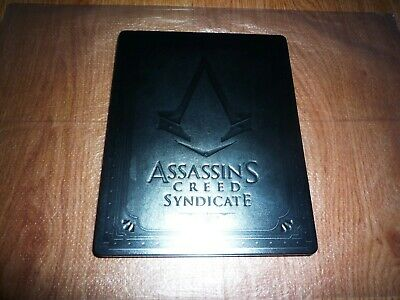 Assassin's Creed Syndicate SteelBook G2 (NO Game!) Big Ben Edition