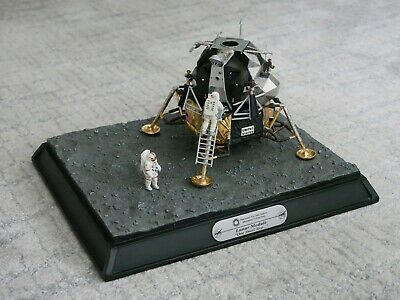 CODE 3 MODEL - NASA Apollo LUNAR MODULE - Moon Landing 1/48 scale - VERY RARE !!