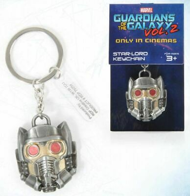 Guardians Of The Galaxy Vol. 2 - Marvel Promo Star Lord Keychain - Collectors