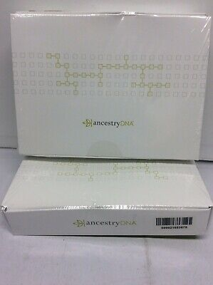 Ancestry DNA Genetic Testing Original, DNA Test Kit - Factory Sealed, BRAND NEW!