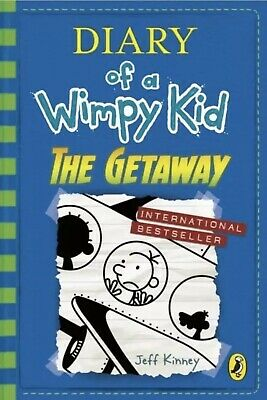 Diary of a Wimpy Kid: The Getaway (Paperback 2019) By Jeff Kinney