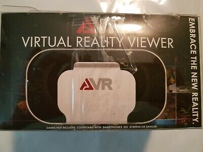 "AVR Universal Virtual Reality Viewer for Smartphones 3"" Screens VR"