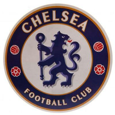 Chelsea Fc Large Window Wall Official Club Crest Badge Sticker
