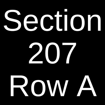 3 Tickets Chris Brown, Tory Lanez, Ty Dolla Sign & Joyner Lucas 10/17/19