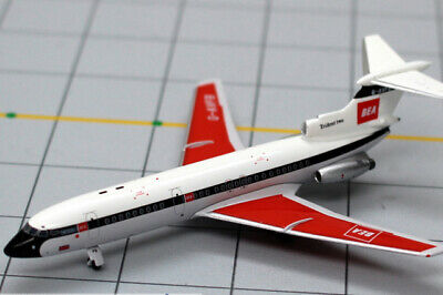 IRAQI Air Hawker Siddeley HS121 Trident 1E Model Gemini GJIAW767 1:400 YI-AEB