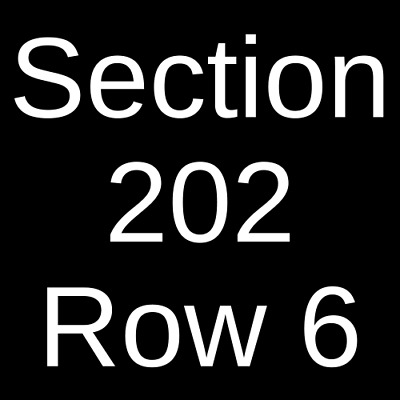 4 Tickets Chris Brown, Tory Lanez, Ty Dolla Sign & Joyner Lucas 9/18/19