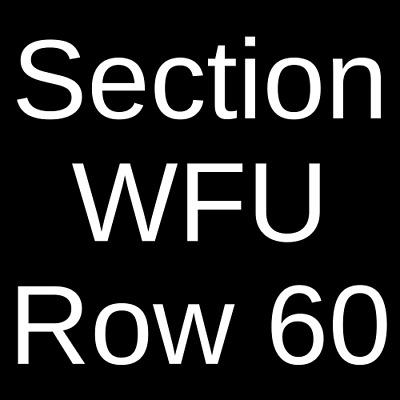 2 Tickets Penn State Nittany Lions vs. Rutgers Scarlet Knights Football 11/30/19