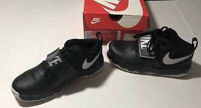 new product cd993 2e749 BOYS NIKE ROSHE One Black 2.5y Strap Tennis Shoe 749427 031 Preowned