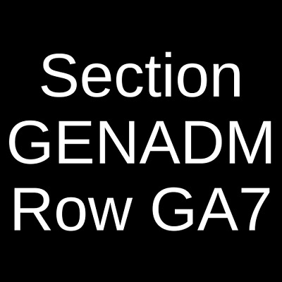4 Tickets Megan Thee Stallion 9/6/19 Revention Music Center Houston, TX