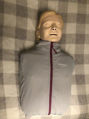 Laerdal Little Anne Adult CPR Training Manikin - 1st aid