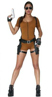 Costume Lara archeologa video game shorts