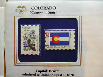 America's Fifty States Commemorative Covers Collection Us Stamps