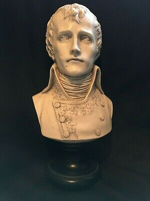 Napoleon Bonaparte First Consul Faux Marble Reproduction Bust