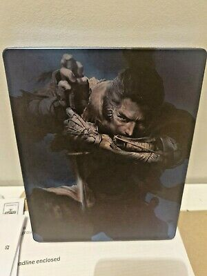 Sekiro Shadows Die Twice Playstation 4/Ps4 Steelbook New MINT - No Game Included