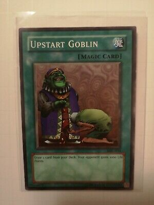 Yugioh, Magic Rulers, Upstart Goblin MRL-033