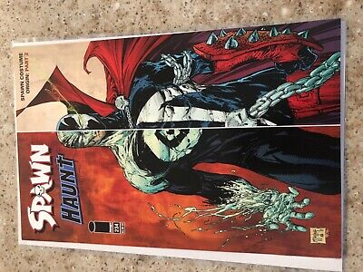 Spawn #234 Origin of Costume Todd McFarlane  Haunt  Image Comics 2013