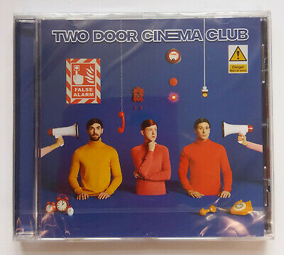 Two Door Cinema Club False Alarm Cd