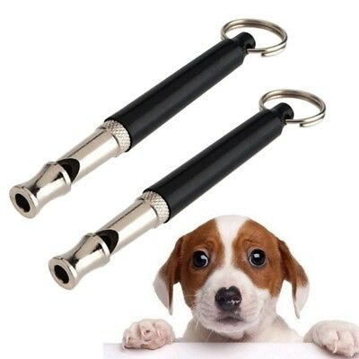 UltraSonic Supersonic Sound Pitch Silent Dog Pet Puppy Commands Training Whistle