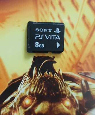 8 GB memory card for Sony PlayStation PS Vita