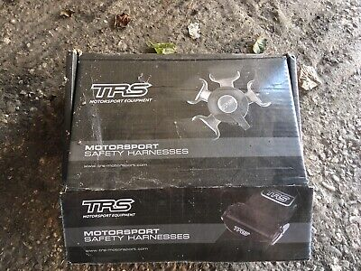 TRS Motorsport Safety Harnesses Straps Red