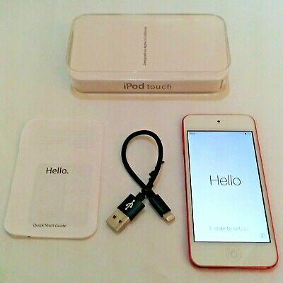 Apple iPod Touch 5th Generation 32 GB A1421   Pink   Fully Tested, Free Ship!