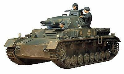 Tamiya 35096 German Pzkpw IV Ausf Model Kit Scale 1:35