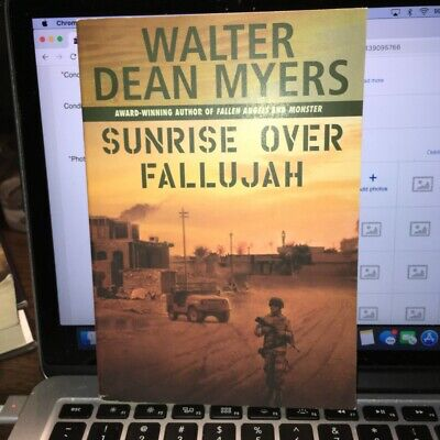 Sunrise Over Fallujah by Walter Dean Myers, Paperback