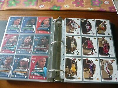 NBA Upper Deck Ovation set completo 90 cards con rc numbered at 2.000