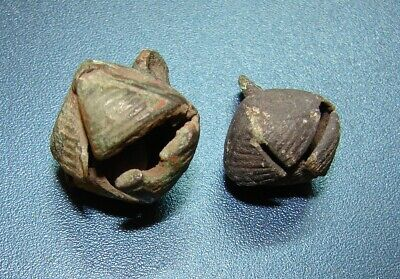 Ancient bells Kievan Rus. IX to XIII. Bronze.VERY RARE. Original.