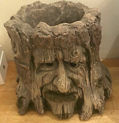 Latex Mould for making Beautiful tree man flower pot/stand