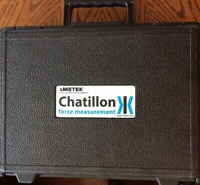 Chatillon Digital Forge Gauge DFX2-200 Free Shipping!!
