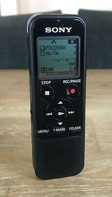 Sony ICD-PX440 Digital Dictation Machine / Dictaphone Fully Working