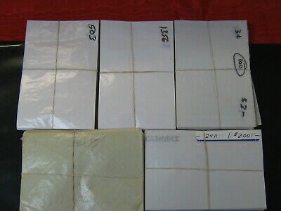 Glassine Envelopes #7. Used. 500 Ct.  Buy At About 40% Off The Original Cost!