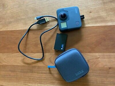GoPro Fusion 360-degree in Excellent Condition