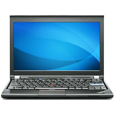 MEGA DEAL Lenovo ThinkPad Office Laptop X220 Core i5 8GB Ram SSD/HDD Windows 10