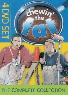 Chewin The Fat - The Complete Collection (DVD Box Set) Series 1 2 3 4