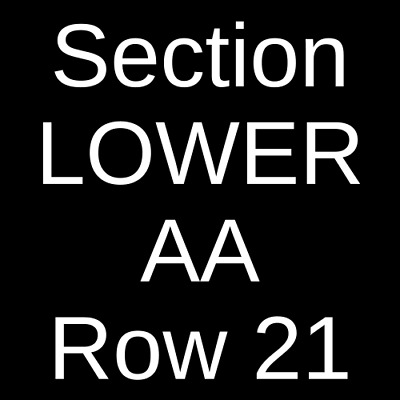 2 Tickets Exhibition: Shanghai Sharks @ Los Angeles Clippers 10/6/19