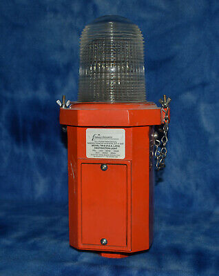 Galaxy Litebeams Obstruction Heliport Light Model Tri-6 FAA L-810 120 Volts Ac